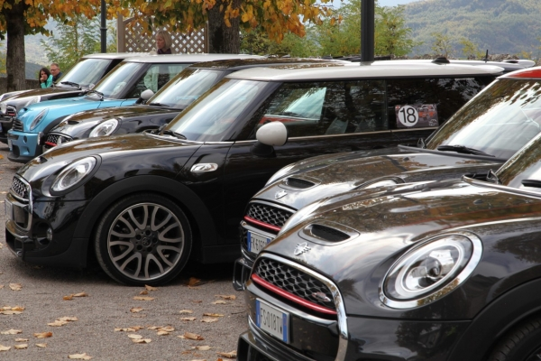 THE GRAND TOUR - MINI Fanatics Parma